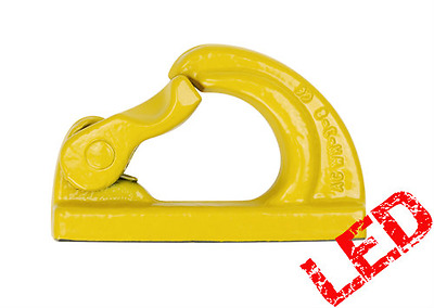 NEW industrial lifting equipment 1t G80 Universal Weld On Hook