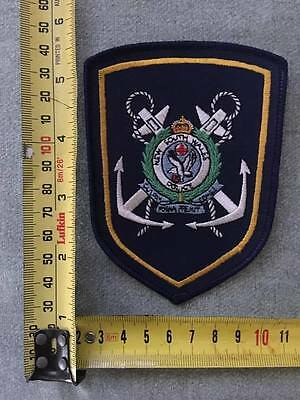 NSW Police Social Patches (collectables)