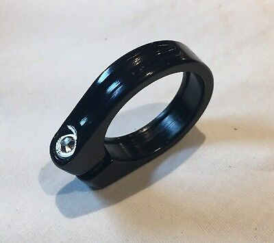Seat Clamp 34.9mm - ONCE GIANT Pro Cycling Team - Black