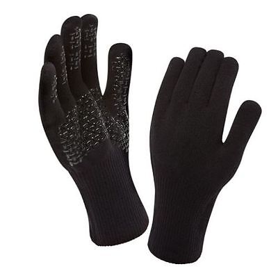 SealSkinz Gloves Ultra Grip, Waterproof, Windproof and Breathable  Small