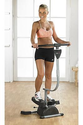 Twist Stepper Cardio Exercise Home Workout Machine Twisting Stair Climber
