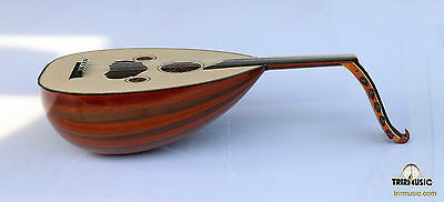 Turkish Quality Mahogany And Walnut String Instrument Oud Ud AO-104