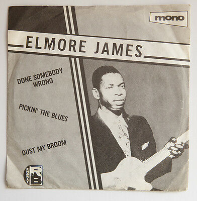 Elmore James Done Somebody Wrong /Pickin' The Blues/Dust My Broom – Charly R&B