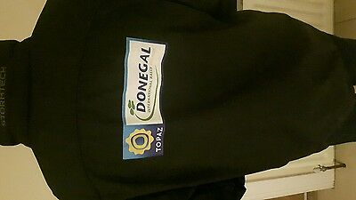 Donegal International Rally Topaz mens jacket XL RARE authentic merchandise