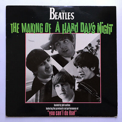 Laserdisc The Beatles: You Can't Do That: Making of A Hard Day's Night