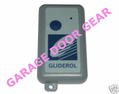 GLIDEROL Remote Control Transmitter/Handset (27Mhz) OLDER STYLE with DIPSWITCHES