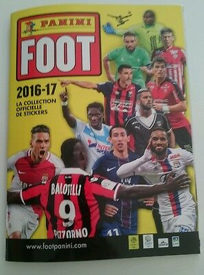 10 images panini foot 2016-2017 a sélectionner