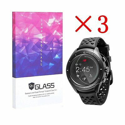 Tempered Glass Screen Protector 9H Hardness For New Balance RunIQ(3pcs)