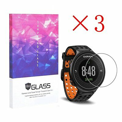 Tempered Glass Screen Protector 9H Hardness For Garmin Approach S6 (3pcs)