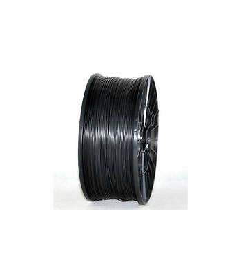 ABS 1.75mm 1KG 3D printer consumables black HIGH QUALITY GARANTITA SU MAKERBOT,