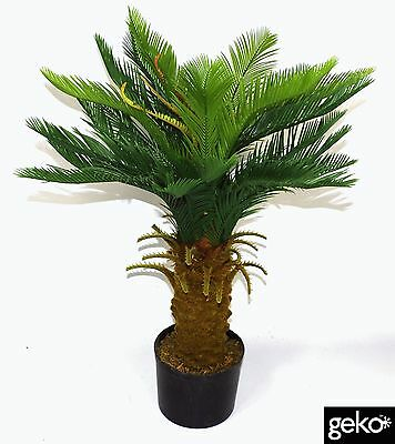 Artificial  Palm Tree Decorative Tropical Large 90cm Indoor Outdoor