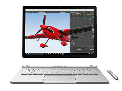NEW Microsoft Surface Book with Pen Core-i5,8GB RAM,128GB SSD *RRP £1,449*