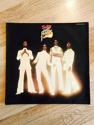 Slade - Slade In Flame Gatefold Record Rare 1974