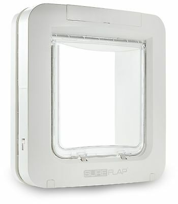 SureFlap Microchip Pet Door White