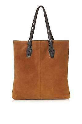 TOPSHOP  black SELINA Soft Shopper Bag  Brand new WITH TAGS