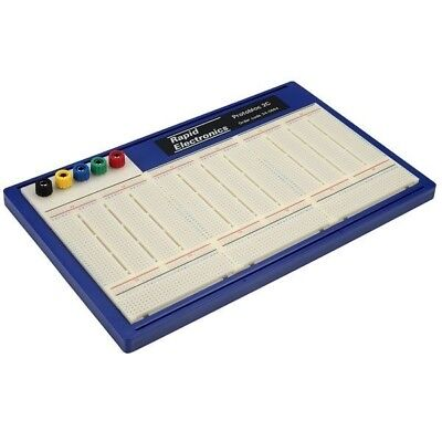 K & H AD-13 Advanced Solderless Breadboard - 2854 Tie Points