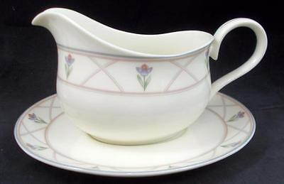 Gorham LINDSAY Gravy Boat with Underplate GREAT CONDITION