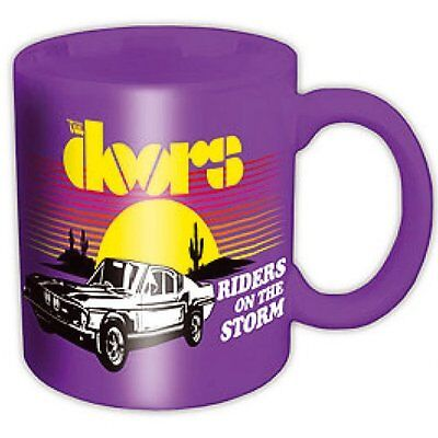 The Doors - Riders On The Storm Mug - Licensed Merchandise