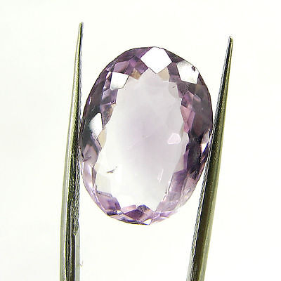 9.10 Ct Natural Purple Amethyst Loose Gemstone Oval cut Beautiful Stone - R3947