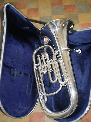 Euphonium 3 valve supplied by Boosey & Hawkes
