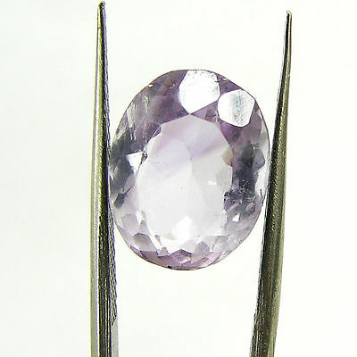 6.20 Ct Natural Purple Amethyst Loose Gemstone Oval cut Beautiful Stone - R4015