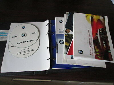 Bmw Parts Catalogue And Workshop Manual On Cd See List + Bmw 316 Complete Manual