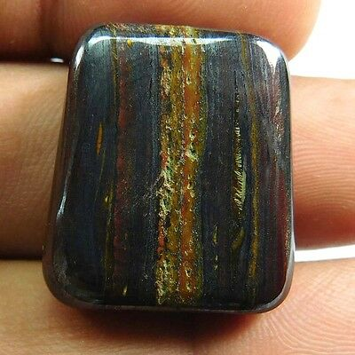 46.15 cts 100% Natural Designer Iron Tiger Fancy Shape Quality Cabochon Gemstone