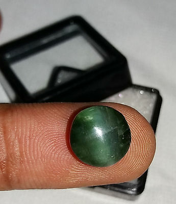 4.50 Ct Natural Beautiful Round Cut Sharp Line Cats Eye Loose Gemstones
