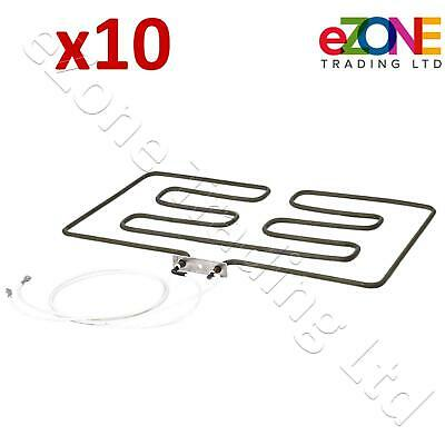 10x Heating Element ELWG02500 for PARRY Salamander Grill AS1872 2.5KW 240V