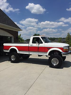 1994 Ford F-350 XL 1994 Ford F350 Super Duty extra clean