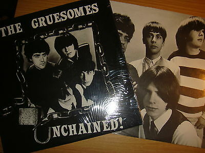 The GRUESOMES Unchained ORIG NM GARAGE Fuzz,Tip Top