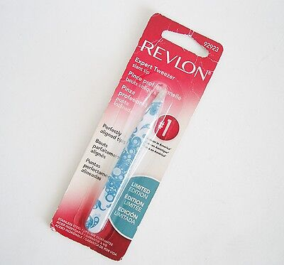 Revlon Limited Edition EXPERT SLANT TIP TWEEZER  - 92923 Perfectly Aligned Tips