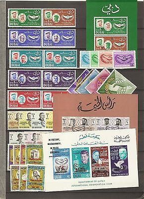 WORLD INTERNATIONAL COOPERATION YEAR 1965/6 mint  Collection