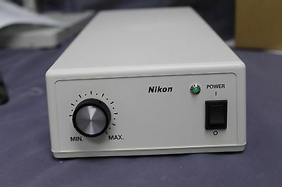 Nikon TI-PS100W power supply  MEF52250