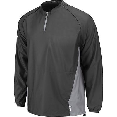 Majestic Adult Cool Base Convertible Gamer Jacket New Gray/Silver