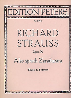 Strauss Richard - Also Sprach Zarathustra Op.30
