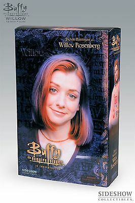 WILLOW ROSENBERG Buffy / Slayer Sixth Scale Figure by Sideshow Collectibles BTVS