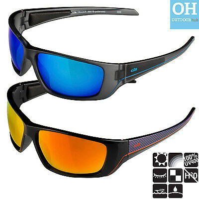 Gill Tracer Sunglasses Black Grey Sailing Floating UV Protection Hydrophobic