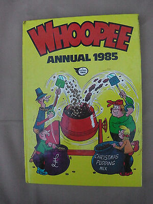 Whoopee! Annual 1985