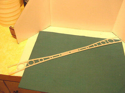 "Tupperware Vintage REPLACEMENT- Sheer Party Tray Handle #406-18"" Long"