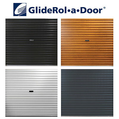 Gliderol Electric / Automatic Roller Door 3657mm x 2135mm (12ft wide x 7ft high)