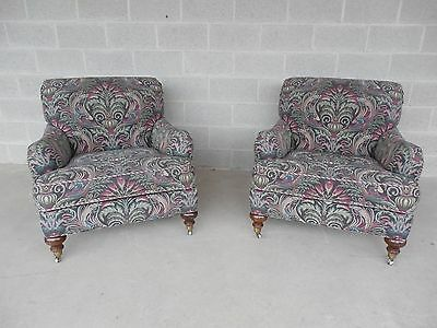 Sherrill Contemporary Style Accent Club Chairs
