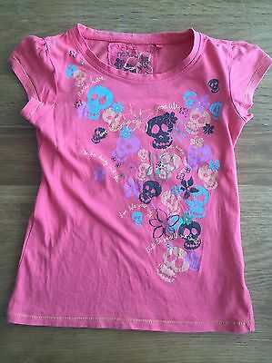 Girls Next Short Sleeve Top Age 8 Years