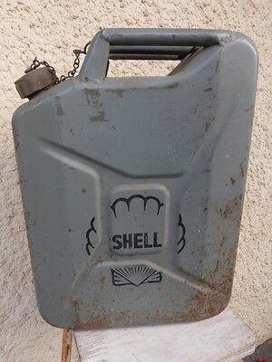 Jerrican SHELL 20 litres.
