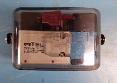Fitel S323 Optical Fiber Cleaver