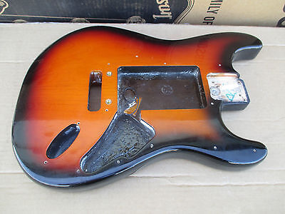 90's FENDER STRATOCASTER BODY -- made in USA