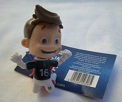 Orig.mascot  European Championship France 2016 - SUPER VICTOR /A - with Orig.tag