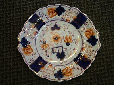 """Early 19th Century Hand Painted 8 1/2"""" Staffordshire Plate. No.149"""