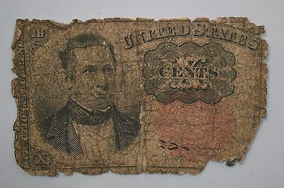 19th Century Ten Cents Fractional Currency, Fifth Issue *P66