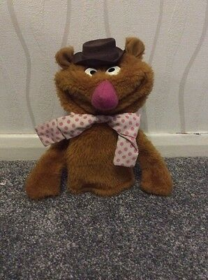 Rare Fisher Price Fozzie Bear Puppet **FREE UK POSTAGE**